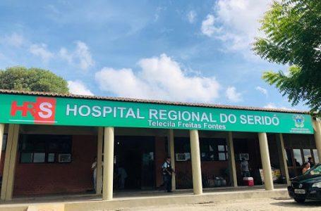 Sesap realiza transferência de pacientes com Covid-19 para Caicó
