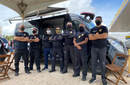 Operação Verão termina com mais de 530 pessoas presas e 365 carros recuperados
