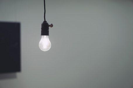 Conta de luz segue com bandeira amarela em fevereiro