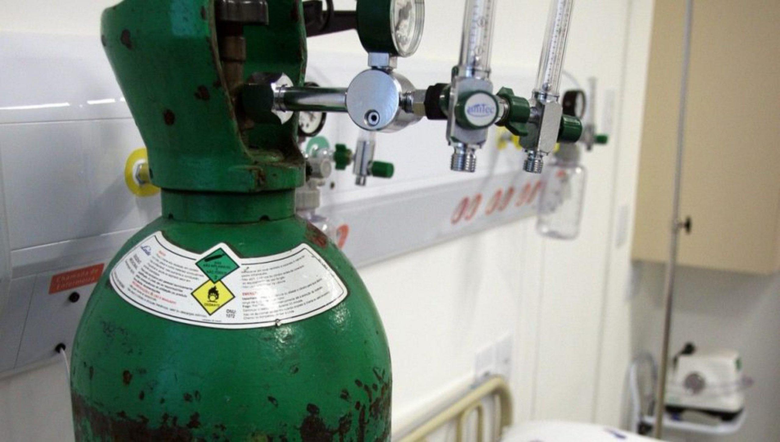 Ministério da Saúde promete enviar 100 cilindros de oxigênio para o RN