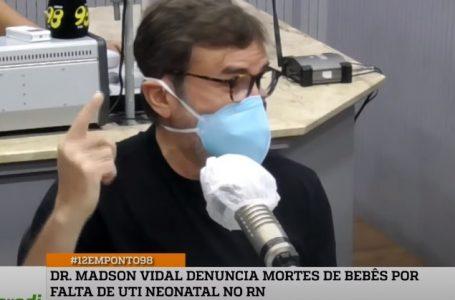 Hospital Santa Catarina é um cemitério de aparelhos quebrados, diz médico