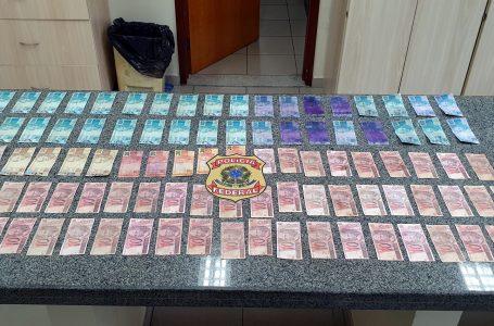 Operação Vanish: PF recupera tablet furtado da UFRN e apreende dinheiro falso em Natal