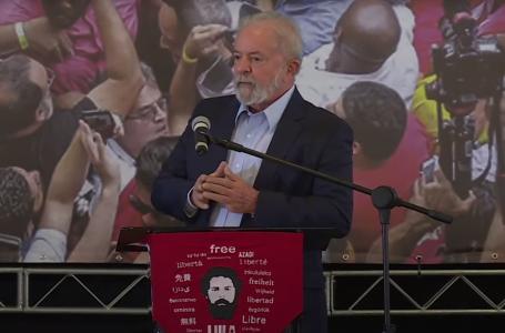 Lula faz primeiro pronunciamento após ter condenaçãoes anuladas pelo STF; Acompanhe