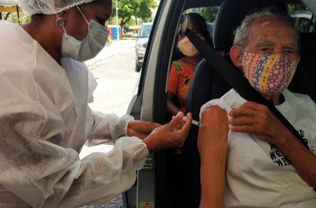 Natal amplia salas de vacinação para idosos com 80 anos e mais nesta sexta (05)