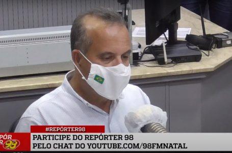 O presidente tem a prerrogativa de nomear e demitir seus ministros, diz Rogério Marinho