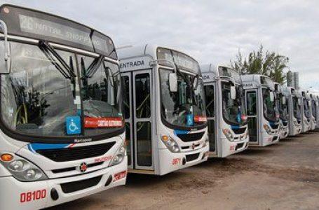 Seturn acumula multas por não restabelecer 100% da frota de ônibus em Natal