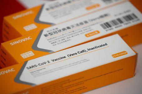Segundo estudos de universidade turca, vacina CoronaVac tem 83,5% de eficácia