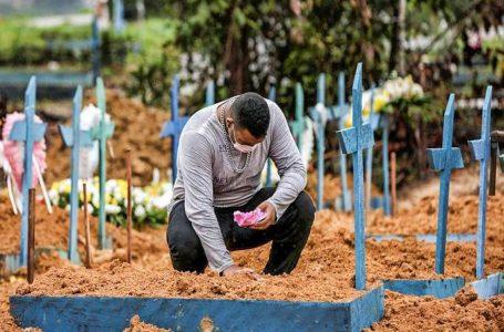 Brasil registra 2,6 mil mortes e mais de 71 mil casos de Covid-19 nas últimas 24h