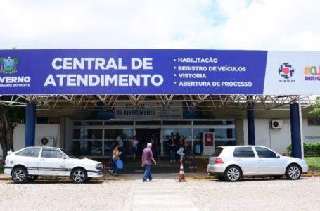 Detran-RN suspende parte dos atendimentos presenciais até 12 de março