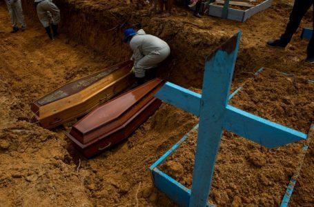 Brasil bate novo recorde e registra 3.950 mortes por Covid-19 nas últimas 24h