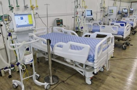 Ministério da Saúde autoriza mais de 2,7 mil leitos de UTI para RN e mais 21 estados