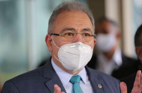Marcelo Queiroga toma posse como ministro da Saúde