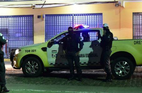 Duas pessoas foram detidas neste fim de semana por desobediência ao toque de recolher