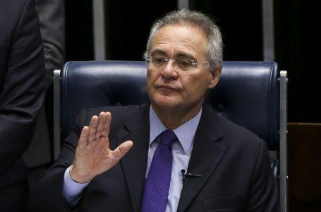 Senadores recorrem para tirar Renan Calheiros da relatoria da CPI da Covid