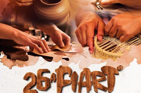 Inscrições para a 26ª edição da FIART seguem abertas até o dia 18 de abril