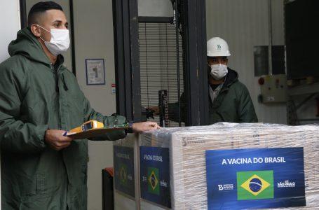 Butantan entrega 1,5 milhão de doses da Coronavac ao Ministério da Saúde