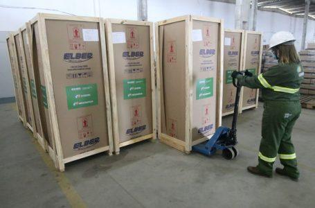 Municípios potiguares recebem refrigeradores para armazenar vacinas