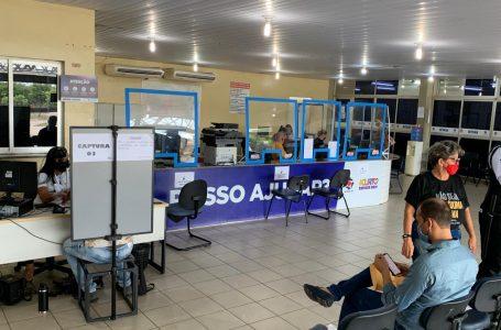 Serviços presenciais de habilitação voltam nas unidades do Detran sede e Mossoró