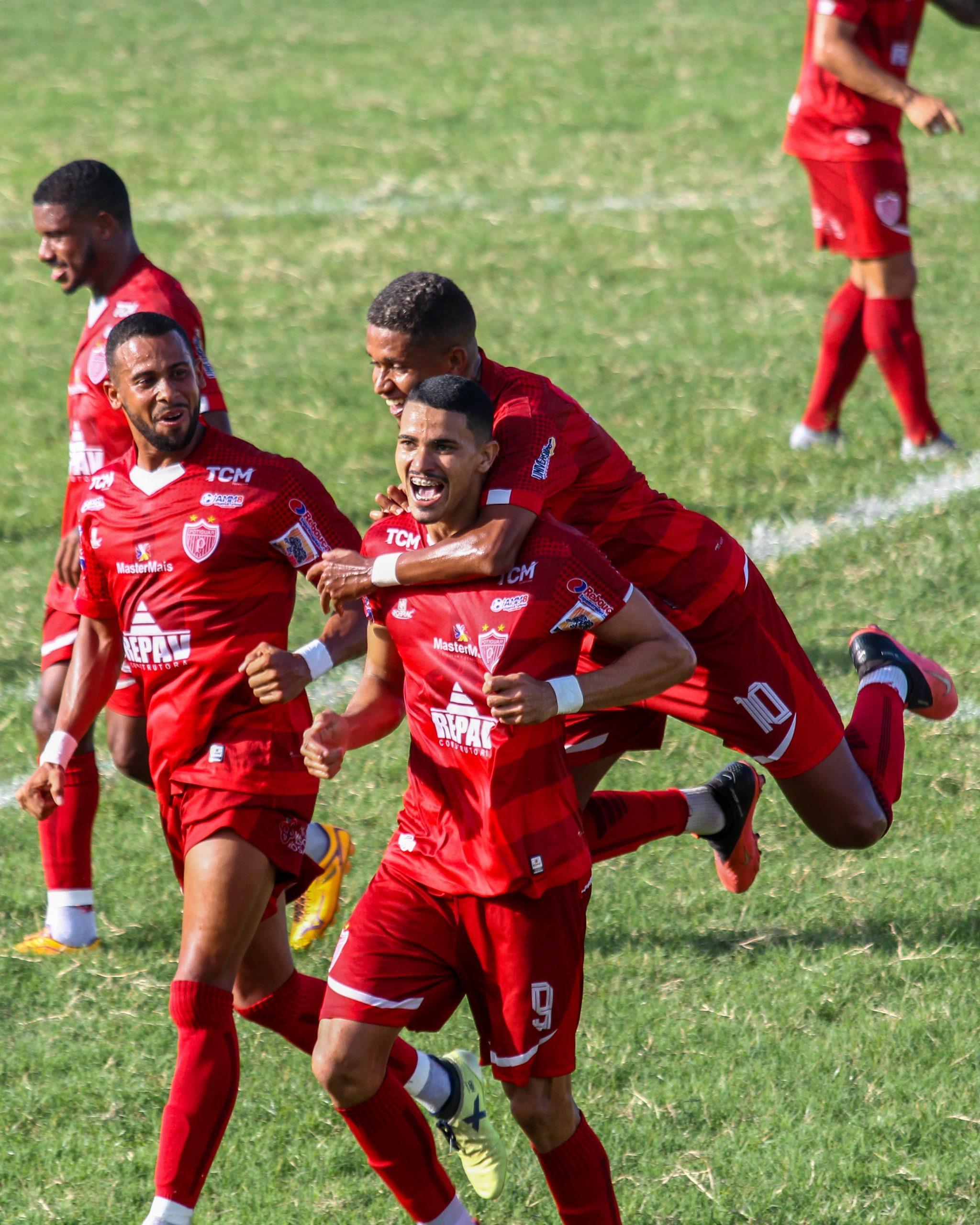 Goleada do Globo e vitória do Potiguar marcam jogos do Estadual