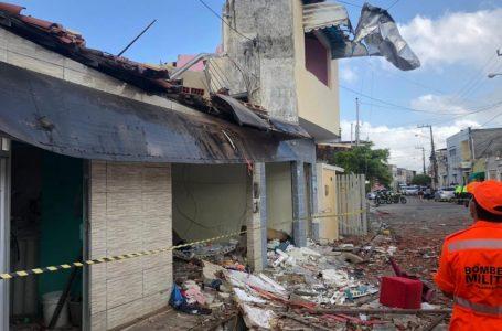 Morrem duas das vítimas de explosão no bairro das Rocas