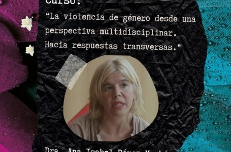 Violência de gênero será discutida em curso com educadora e jurista espanhola