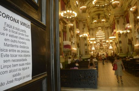 Proibição de Missas e Cultos? — 50 vezes liberdade!