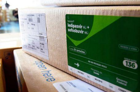 Covid-19: Brasil recebe 2,3 milhões de kits para intubação vindos da China