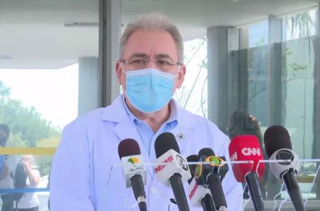 """Ministro da Saúde afirma que evitar lockdown é """"ordem"""", mas população precisa colaborar"""