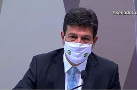 Mandetta diz que Bolsonaro queria que Anvisa alterasse bula da cloroquina