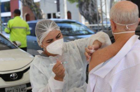 Natal: 2ª dose da Coronavac está disponível nesta quarta para quem se vacinou até 28 de março