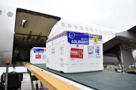 Governo do RN distribui 35 mil doses das vacinas da Pfizer e Coronavac para municípios