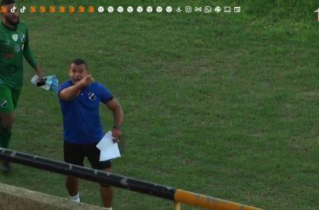 ABC divulga nota sobre incidentes ocorridos no estádio Nogueirão