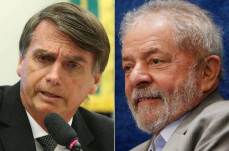 Lula venceria Bolsonaro no 1º turno caso a eleição fosse hoje, aponta pesquisa do Ipec; veja os números