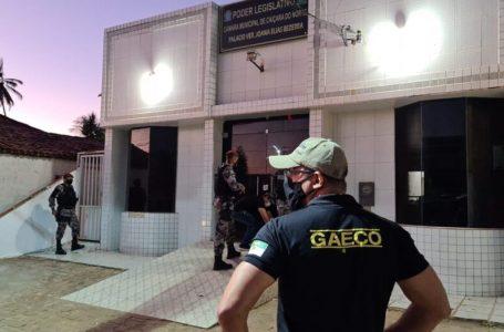 Vereador e controlador da Câmara Municipal de Caiçara do Norte são presos por desvios de recursos públicos