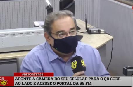 """Álvaro Dias descarta ser candidato a governador: """"Vou tirar meu mandato na íntegra"""""""