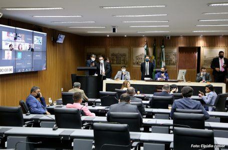 Câmara de Natal conclui votação de emendas à LDO 2022