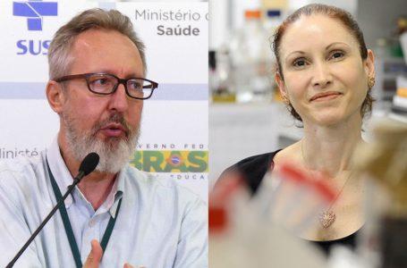 [AO VIVO] CPI da Covid ouve Natalia Pasternak, pesquisadora da USP, e Cláudio Maierovitch, ex-presidente da Anvisa; acompanhe
