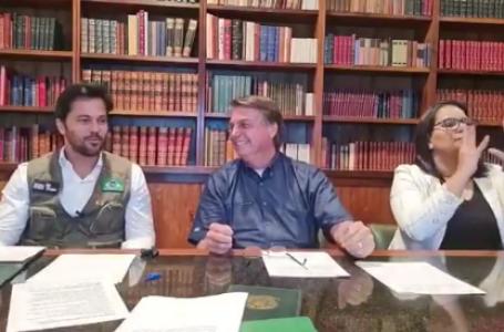 """Fábio Faria diz que vai se vacinar, mas rejeita Coronavac: """"Vou ver se tem a outra"""""""