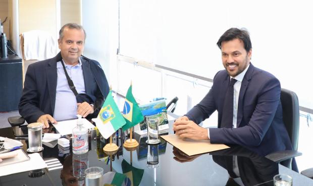 """Fábio Faria defende Rogério Marinho para governador do RN: """"Seria um grande  gestor"""" - Rádio 98 FM Natal"""