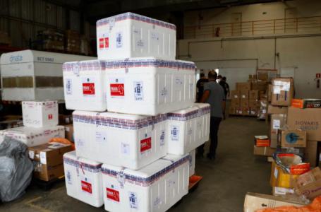 Ministério da Saúde amplia projeção e prevê entrega de 63,3 milhões de doses para agosto