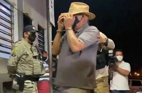 Lázaro Barbosa dormia há cinco dias em propriedade de fazendeiro preso, diz caseiro à polícia