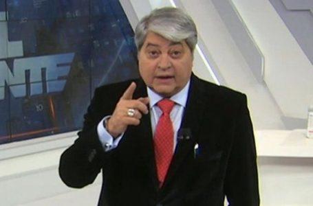 Datena vai se filiar ao PSL para ser candidato em 2022, afirma dirigente do partido