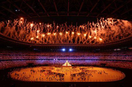 Japão declara abertos os Jogos Olímpicos de Tóquio