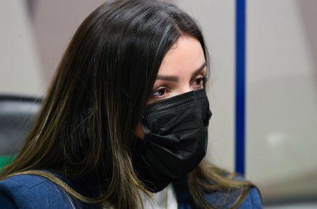 Emanuela nega 'má-fé' em contrato de testes da precisa investigado no DF