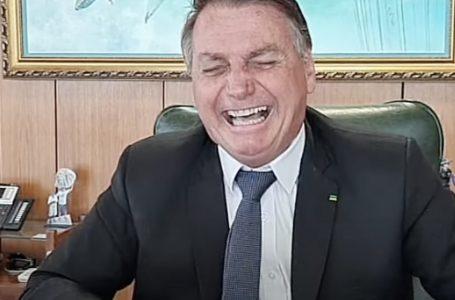"Bolsonaro: ""Cuidado que ivermectina mata bichas, hein? Cuidado"""