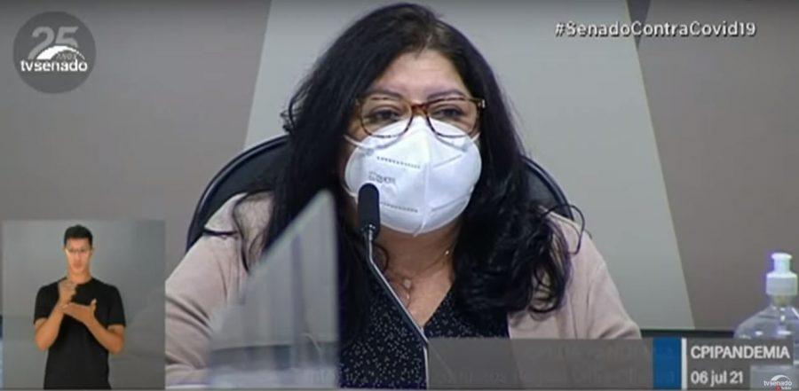 [AO VIVO] CPI da Covid ouve Regina Célia Oliveira, fiscal do contrato para compra da Covaxin; acompanhe