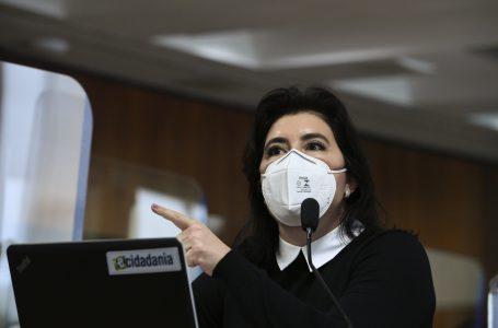 CPI já reuniu elementos para impeachment de Bolsonaro, afirma senadora Simone Tebet