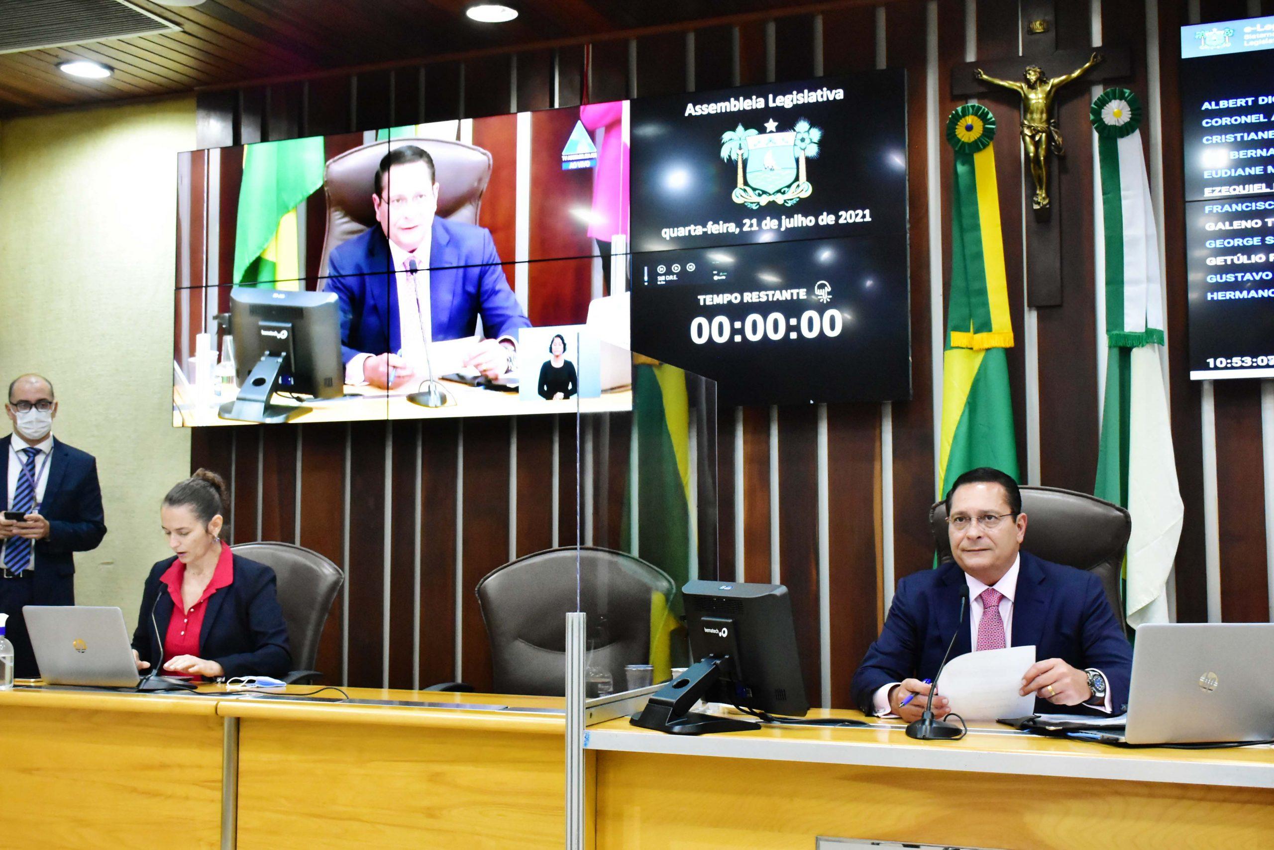 Assembleia Legislativa aprova projeto de lei que suspende prazos de concursos no RN
