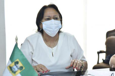 Fátima solicita ao ministro da Saúde calendário com data de entrega e quantidade de vacinas