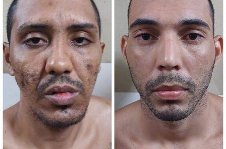 Dois foragidos de Alcaçuz são capturados pela PM